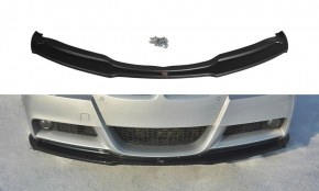 Lame de pare choc avant / Splitter V.1 BMW 3 E90 E91 Pack M