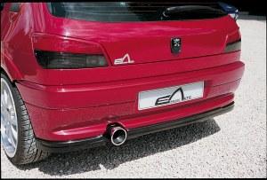 Lame DTM Esquiss'Auto pour pare choc arrière Peugeot 306 (type S16…).