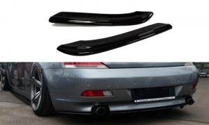 Lame pare choc arrière BMW série 6 E63 E64 de 2003 a 2007