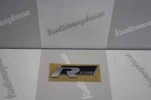 Logo de coffre R-Line