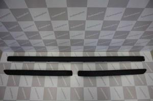 lot de 3 Baquette de pare choc arrière BMW E46 Pack M