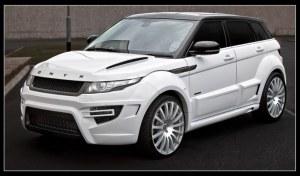 kit large Range Rover Evoque Onyx