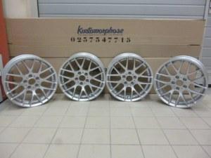 4 Jantes BMW serie 1 look 1M M3 8x18 et 8,5x18