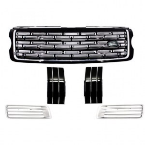 Pack Calandre Noir pour Range Rover Vogue 2013-Up Black Edition