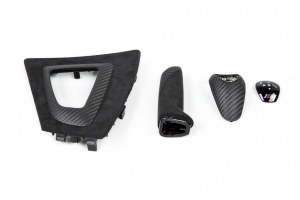 Pack intérieur Carbone mat / Alcantara BMW M2 F87