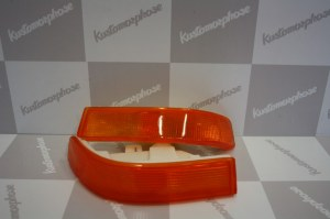 Paire de clignotant orange pour super 5 GT Turbo