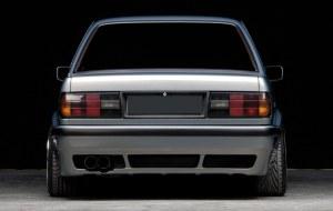 Pare choc arrière bmw E30 M3-look en ABS
