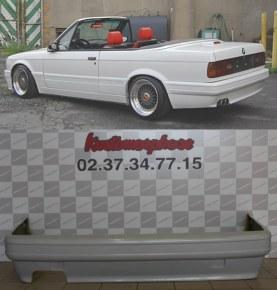 Pare choc arrière bmw E30 Cabriolet M-TECH II