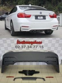 Pare-choc arrière BMW F32 look M4
