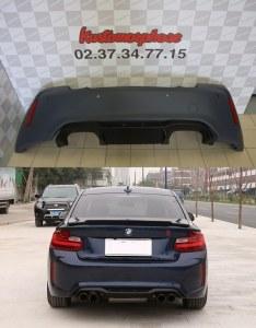 Pare choc arrière BMW serie 2 F22 F23 look M2