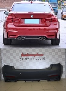 pare choc arrière BMW serie 3 F30 M3