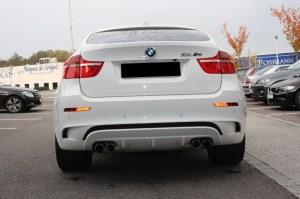 Pare choc arrière BMW X6 M E71