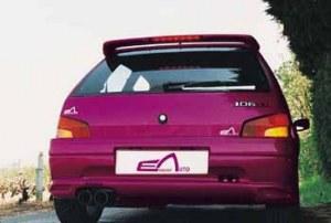 """Pare choc arrière """"Evolis"""" Equiss'Auto Peugeot 106 phase 1"""