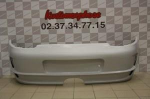 Pare-choc arrière look GT3 997 porsche 986