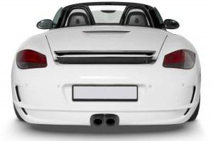 pare choc arrière Porsche Boxster et Cayman MK2 LOOK GT3 2008-2012