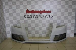 Pare-choc avant audi a3 8P2 08-2012 look RS3