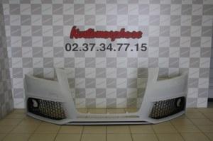 Pare choc avant audi a3 8P2 08-2012 look RS3 avec emplacement Antibrouillard
