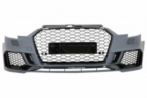 Pare choc avant pour Audi A3 8V Look RS3 2016-2020 SPORTBACK et 3 PORTES