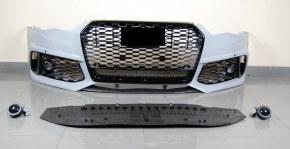 Pare-choc Avant Audi A6 2016 look rs6