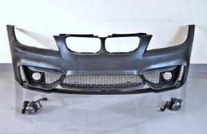 Pare-choc avant BMW E90 / E91 LCI LOOK M4 08 a 11 en plastique ABS