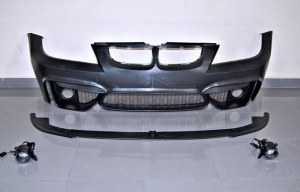 Pare-choc avant BMW E90 / E91 LOOK M4 05 a 08 en plastique ABS