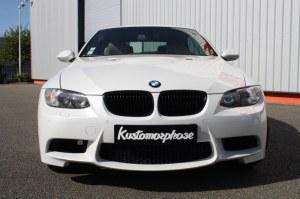 pare choc avant BMW E92 E93 look M3