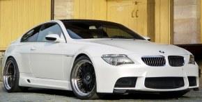 Pare choc avant BMW série 6 E63 E64