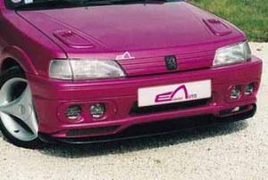 "Pare choc avant ""Evolis"" V2 Equiss'Auto Peugeot 106 phase 1"