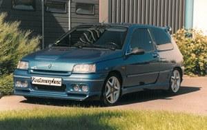 """Pare choc avant """"JOKER II"""" Esquiss'Auto pour Renault Clio 1"""