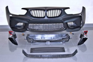Pare choc avant BMW série 1 F20 F21 LCI look M2