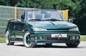 """Pare choc avant """"Mygale"""" V2 Valeo Esquiss'Auto pour Peugeot 306 Phase 2 et 3"""