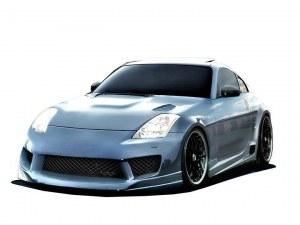 Pare chocs avant Nissan 350Z COMPO