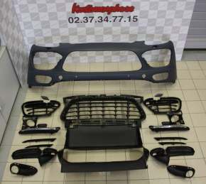 Pare-choc avant Porsche Cayenne Turbo 958 2010-2014