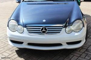 Pare choc avant type AMG Mercedes classe C C203 Sport coupé