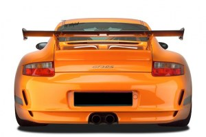 Pare-chocs arrière 996 Look GT3 RS