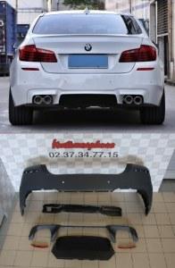 Pare-chocs arrière BMW Série 5 F10 look M5