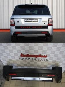Pare chocs arrière pour Range Rover Sport Autobiography