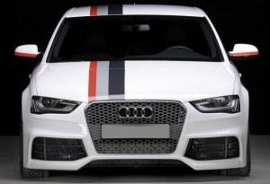 Pare-chocs avant look RS pour Audi A4 B8 facelift berline/break