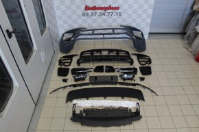 Pare chocs avant Porsche Macan turbo avec emplacement ACC, PDC et CAMERA