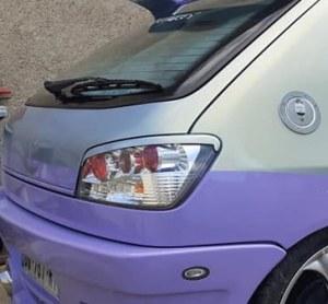 """paupière de phare arrière """"EMOTION"""" JN-Design pour Peugeot 306"""