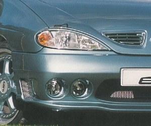 Paupières de phares Mégane 1 phase 2 Esquiss'Auto