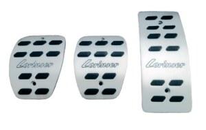 Pédalier aluminium LORINSER pour Smart ForTwo (453)
