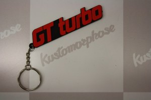 porte clé gt turbo