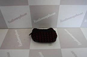 porte monnaie fond cuir/tissu quartet rouge Peugeot 205