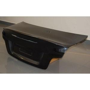 Malle arrière look CLS en carbone pour BMW Série 1 E82 coupé