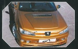 """Prise d'air """"Scandal"""" Esquiss'auto pour Peugeot 306 Phase 2 et 3"""