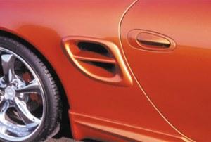Prises d'air d'ailes arrière Porsche Boxster 986