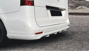 Rajout de pare avec diffuseur Mercedes Vito W447 ST Line (2014/2019)