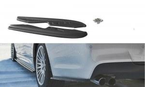 Rajout de pare choc arrière BMW 3 E90 E91 Pack M