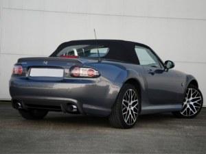 Rajout de pare choc arrière Mazda MX-5